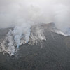 Kilauea Volcano, Hawaii : The Big Island of the Hawaiian Islands is a drastic case of Rain Forest meets volcano.