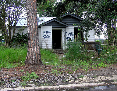 NewOrleans, 1 year after
