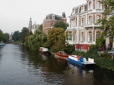 Amsterdam, Oct 2001