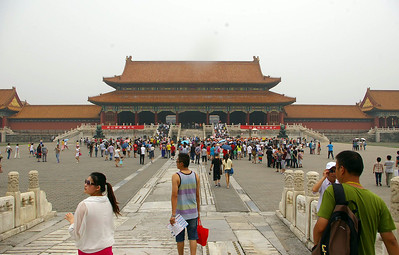 China, The Forbidden City, Beijing