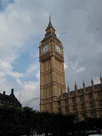 London, Sept 2001